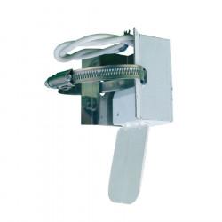 Sensor final de carrera con abrazadera para tubo (Kodel)