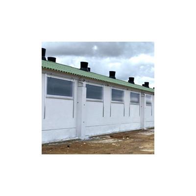 Puertas y ventanas para granjas | MACOGA