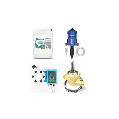 Medicación y Tratamiento de agua | MACOGA